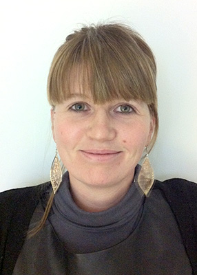 Sabine vice-présidente